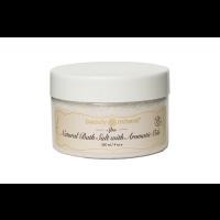Natural Bath Salt with Aromatic Oils